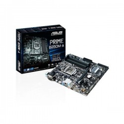 PLACA BASE 1151 ASUS PRIME B250M-A MATX-4XDDR4-HDMI-USB3.1