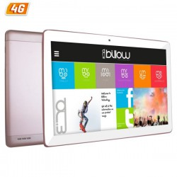 "TABLET BILLOW 10.1"" IPS X104 4G ROSA QC1.2-1+16GB"