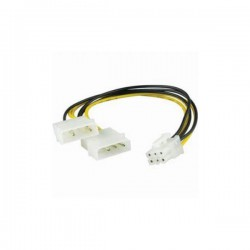 CABLE ADAPTADOR MOLEX - PCI-X (6 PIN)