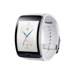 RELOJ INTELIGENTE SAMSUNG SMARTWATCH GEAR S R750 SIM 3G WIFI BLUETOOTH BLANCO