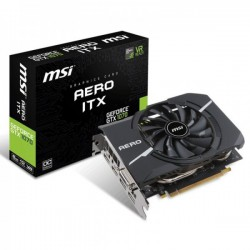 GEFORCE MSI GTX 1070 AERO ITX OC 8GB DDR5