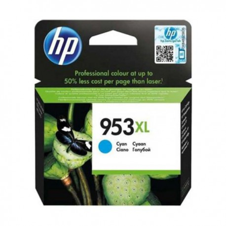 CARTUCHO HP 953XL CIAN 20.ML PARA OFFICEJET