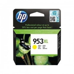 CARTUCHO HP 953XL AMARILLO 20.ML PARA OFFICEJET P