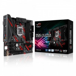PLACA BASE 1151 CF ASUS ROG STRIX B360-G GAMING MATX-4XDDR4