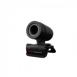 WEBCAM MARS GAMING MW1 HQ 640P + MIC
