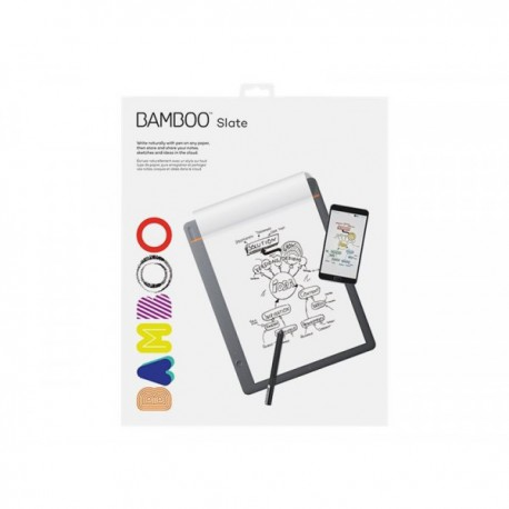 TABLETA DIGITALIZADORA WACOM BAMBOO SLATE SMALL