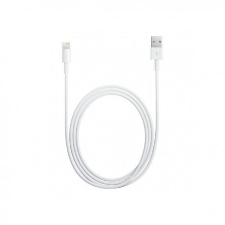 CABLE APPLE LIGHTNING - USB ORIGINAL BULK