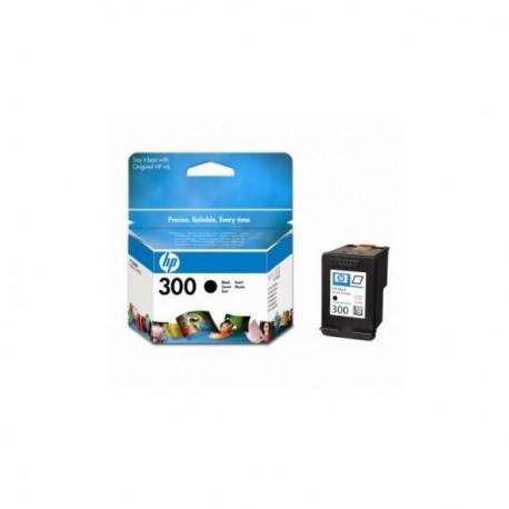 CARTUCHO HP 300 CC640EE NEGRO