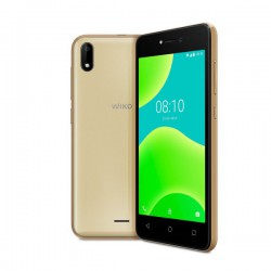 "TELEFONO MOVIL WIKO Y50 ORO 5""-QC1.3-16G-1GB"