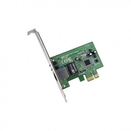 TARJETA RED TP-LINK PCI EXPRESS GIGABIT + CHAPA LP