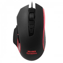RATON MARS GAMING MM018 USB 4800 DPI RGB