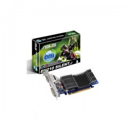 GEFORCE ASUS EN210 1GB DDR3 SILENT PCI-E