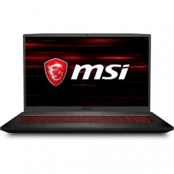 PORTATIL GAMING MSI GF75 I7-9750H-16G-512SSD-GTX1650-17