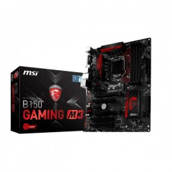 PLACA BASE 1151 MSI B150 GAMING M3 ATX-DDR4-HDMI-USB3.1