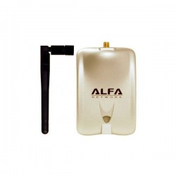 WIFI USB ALFA NETWORK 2000MW ANT 5DBI