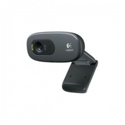 WEBCAM LOGITECH C270 HD NEGRA