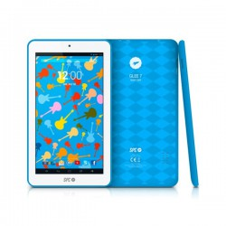 "TABLET SPC GLEE 7"" HD BT QC1.3A7/512M/8G/A4.4 AZUL"