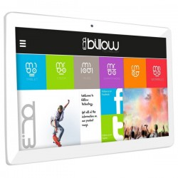 "TABLET BILLOW 10.1"" IPS X101PRO PLATA QC1.2-1G-16G"