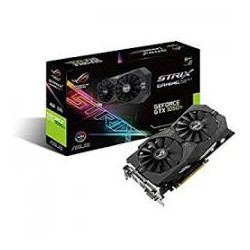 GEFORCE ASUS STRIX-GTX1050TI-4G-GAMING GDDR5