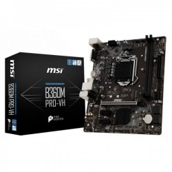 PLACA BASE 1151 CF MSI B360M PRO-VH MATX-DDR4