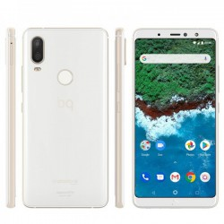TELEFONO MOVIL BQ AQUARIS X2 PRO 64+4GB BLANCO