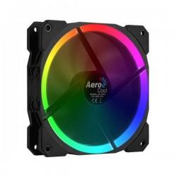 VENTILADOR AEROCOOL ORBIT 12X12 ULTRASILENCIO RGB