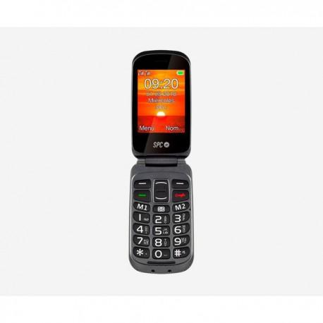 TELEFONO MOVIL SPC GOLIATH NEGRO