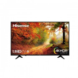 "TELEVISION 50"" HISENSE 50A6140 4K UHD HDR SMART TV"