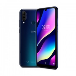 "TELEFONO MOVIL WIKO VIEW 3 AZUL 6.26""-OC2.0-64GB-3GB"