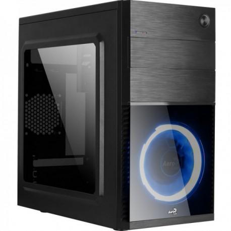 CAJA MICRO ATX AEROCOOL CS-105 AZUL USB 3.0