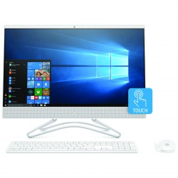 "ORDENADOR ALL IN ONE HP 24-F1022NS AMD ATHLON 300U 23.8"" 8GB SSD512GB WIFI W10 PANTALLA TACTIL"