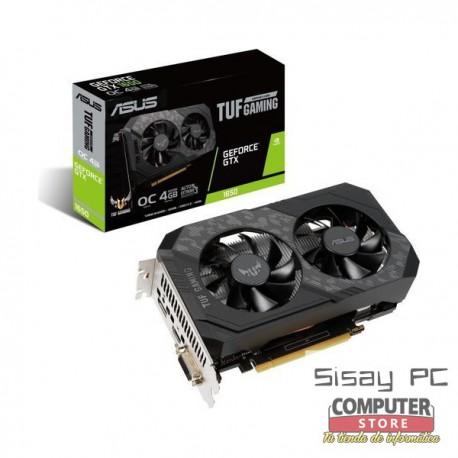 SVGA GEFORCE ASUS TUF-GTX1650-O4GD6-P-GAMING 4GB
