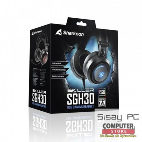 AURICULAR SHARKOON SKILLER SGH30 PS4-PC-XBOX
