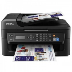 MULTIFUNCION EPSON WORKFORCE WF-2630WF WIFI FAX